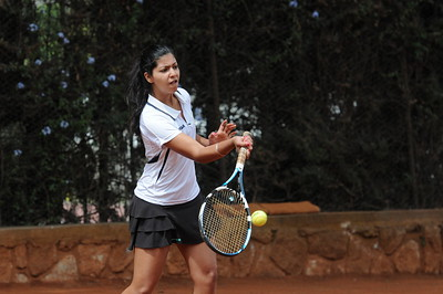 Tennis 2015 Day 2 Morning - Doubles